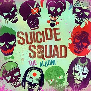 the album suicide squad e gadget
