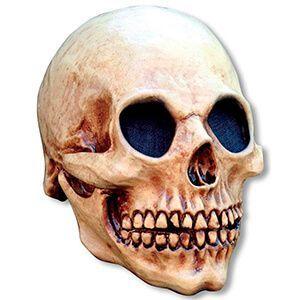 Maschera da teschio horror molto reale